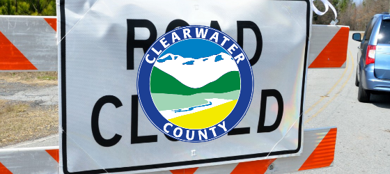 Road Closure Notification: RR 6-5 between TWP 37-4 and TWP 38-0