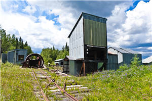 Nordegg Mine Site
