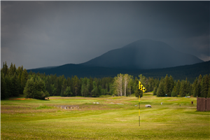 Nordegg Golf Course